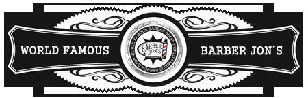Barber El Dorado Hills, CA – Word Famous Barber Jons Logo